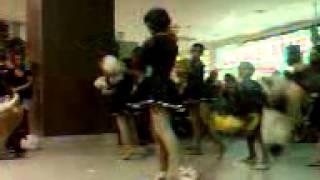 Yasmin jordania - ballet (musica filme rei leão)