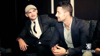 EMBASSY Presents AKCENT Live Interview 2010