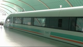 Shanghai Maglev - De snelste trein ter wereld