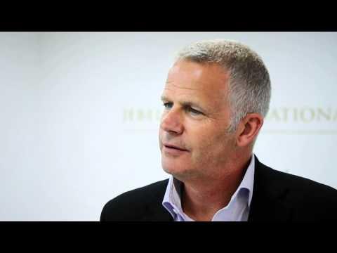 David Thompson, Regional General Manager, Jebel Ali International Hotels