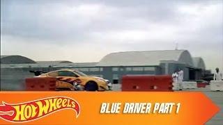 Team Hot Wheels Blue Driver: Part 1 | Hot Wheels
