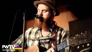 """Joe Purdy - """"Troubadour"""" (Live)"""