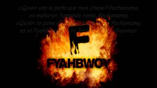 Pachamama crew ft Swan Fyahbwoy Dame lo mio + Letra