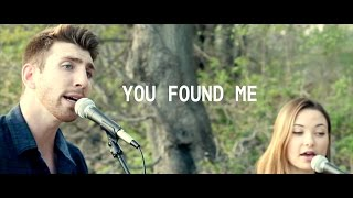 You Found Me - The Fray (Ryan Clark Cover feat. McKenzie Cloutier)
