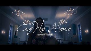 Rhiannon Giddens - Cry No More