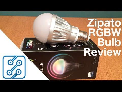 Z Wave Zipato Z Wave Plus Rgbw Led Light Bulb
