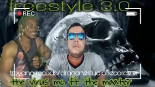 THE MASTER ft THE VIRUS MC FREE STYLE