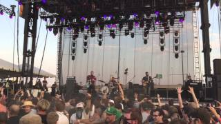 Thrice - Deadbolt (Live Riot Fest 2015 Denver)