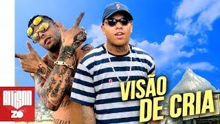 MC Magal e Mano João - Visão de Cria (DJ Bruninho FZR) 2018