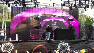 Ame vs Dixon Live at Exit Festival 2013
