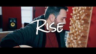 Jonas Blue - Rise ft. Jack & Jack | Chaz Mazzota (Cover)