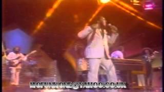 JIMMY BO HORNE - DANCE ACROSS THE FLOOR.LIVE TV PERFORMANCE 1975