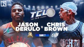 Chris Brown vs. Jason Derulo - The Crew League Season 2 (Episode 2)