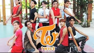 """TWICE """"OOH-AHH하게(Like OOH-AHH)"""" Dance Cover by K-PUZZLE"""