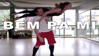 🎥 NELSON FREITAS FEAT DJODJE - BEM PA MI | KIZOMBA 2013 - MISSY DANCE & Miguel Choreography
