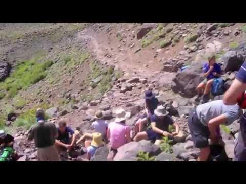 Morocco Twin Peaks Challenge – July 2010