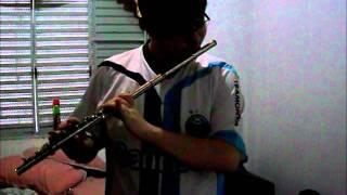 Hino do Grêmio na Flauta Transversal