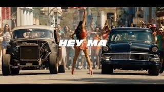 FAST & FURIOUS 8 - SONG (Hey Ma ft. Camila Cabello) | Ady