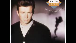 rick astley whenever you need somebody club mix