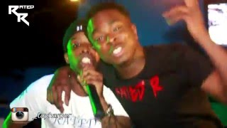 """Rated R Live Performance """"Recap"""" Hosted by 410 Reality Shot by @ChuckWilliams_"""
