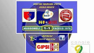 RV. Mussumeli  -   Paceco  1 - 1