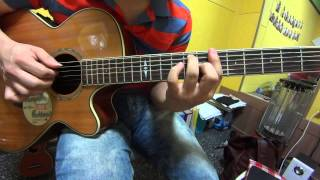 Eric benet - Chocolate legs (guitar cover)