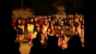 Coreografía de Party Rock por chicas de las escuela N° 41 / TKM - Concurso Bailá y Ganá