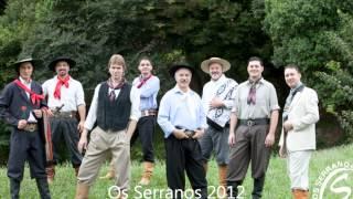 Os Serranos - Batendo Água