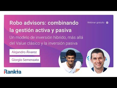 Giorgio Semenzato (CEO de Finizens) y Alejandro Álvarez blogger de Rankia (Quenoteloinviertan) debaten sobre los pros y contras de la estrategia de inversión Boglehead (fondos indexados y gestión pasiva), la Cartera Permanente (comprar y mantener ciertas acciones) y/o cómo combinar ambas opciones.