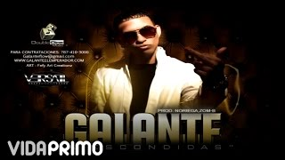 Galante   A Escondidas Prod  Zom B, Noriega, ALX   HQ