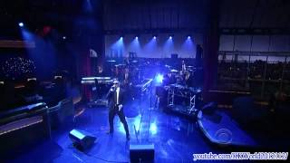 Pitbull - Back In Time (Live on David Letterman) |SUBSCRIBE|