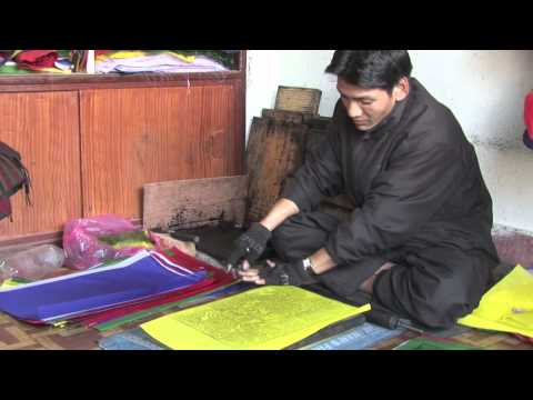 Introduction to Prayer Flags of Nepal