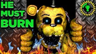 Game Theory: We Were Right ALL ALONG! (FNAF Ultimate Custom Night)
