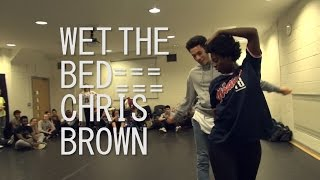 Chris Brown ft Ludacris - Wet The Bed | @ChrisBrown @Ludacris @JCanizales15