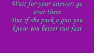 Shaggy-It wasn't me Lyrics