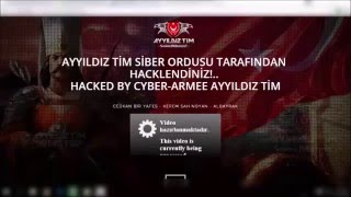 anonymous HACKED by CYBER-ARMEE AYYILDIZ TIM