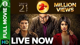 Table No.21 | Full Movie Live on ErosNow | Rajeev Khandelwal, Tena Desae & Paresh Rawal width=