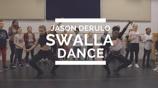 Jason Derulo - Swalla (feat. Nicki Minaj & Ty Dolla $ign) (Kids Dance Class Video)