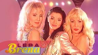 Lepa Brena - Muskarci - (feat. Vesna Zmijanac, Mira Skoric) - (Official Video 1995)