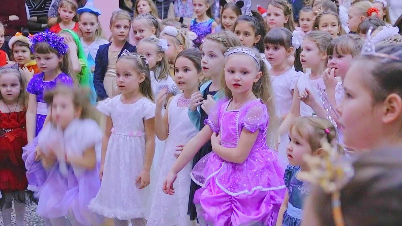 Новый год - 2018 в танцевальном клубе Дуэт