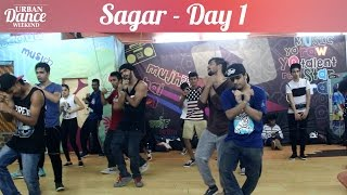 13.13 Crew - Lessons in love - Sagar Bora - Day 1
