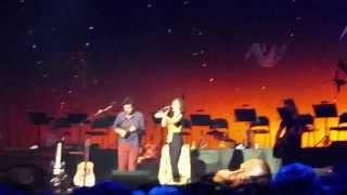 E Tu Gostavas de Mim com Ana Moura - Concerto Miguel Araújo 29 de Novembro 2014 (Coliseu do porto)