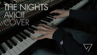 Avicii - The Nights (HQ Piano Cover)