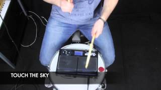 Hillsong United - Touch The Sky - Drum Pad Cover