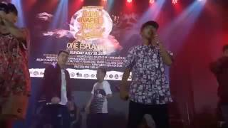 Ex battalion - need you  LIVE PERFORMANCE!