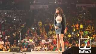 Megafest | Jennifer Hudson Performs 'And I am Telling You' at the Women of Purpose Concert