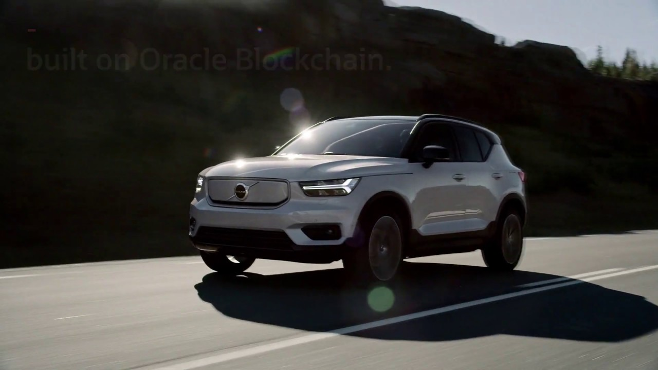 Volvo Cars tracks colbalt with Blockchain Technology