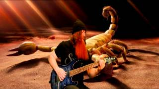 Scorpions No One Like You (Guitar Cover HD)