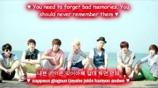 U-Kiss Believe [Eng Sub + Romanization + Hangul] HD
