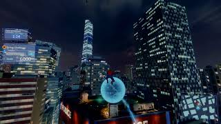 Financial District Drone Challenge - Spider-Man PS4